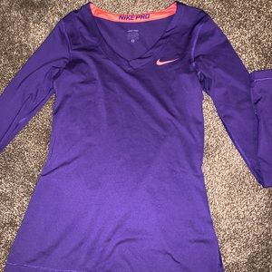 Nike Pro Dry- Fit Long sleeve
